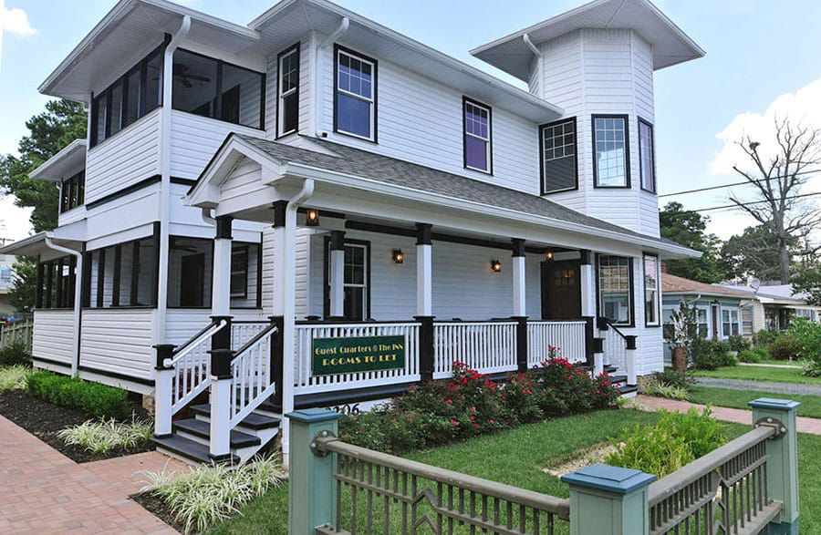 Westlawn Inn Guest Quarters bring new lodging option to North Beach
