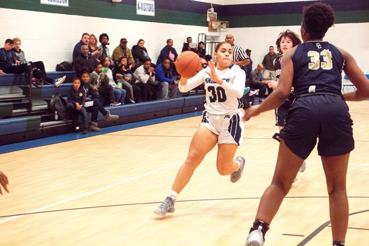 Kaela Dothard (St. Mary's Ryken girls basketball)