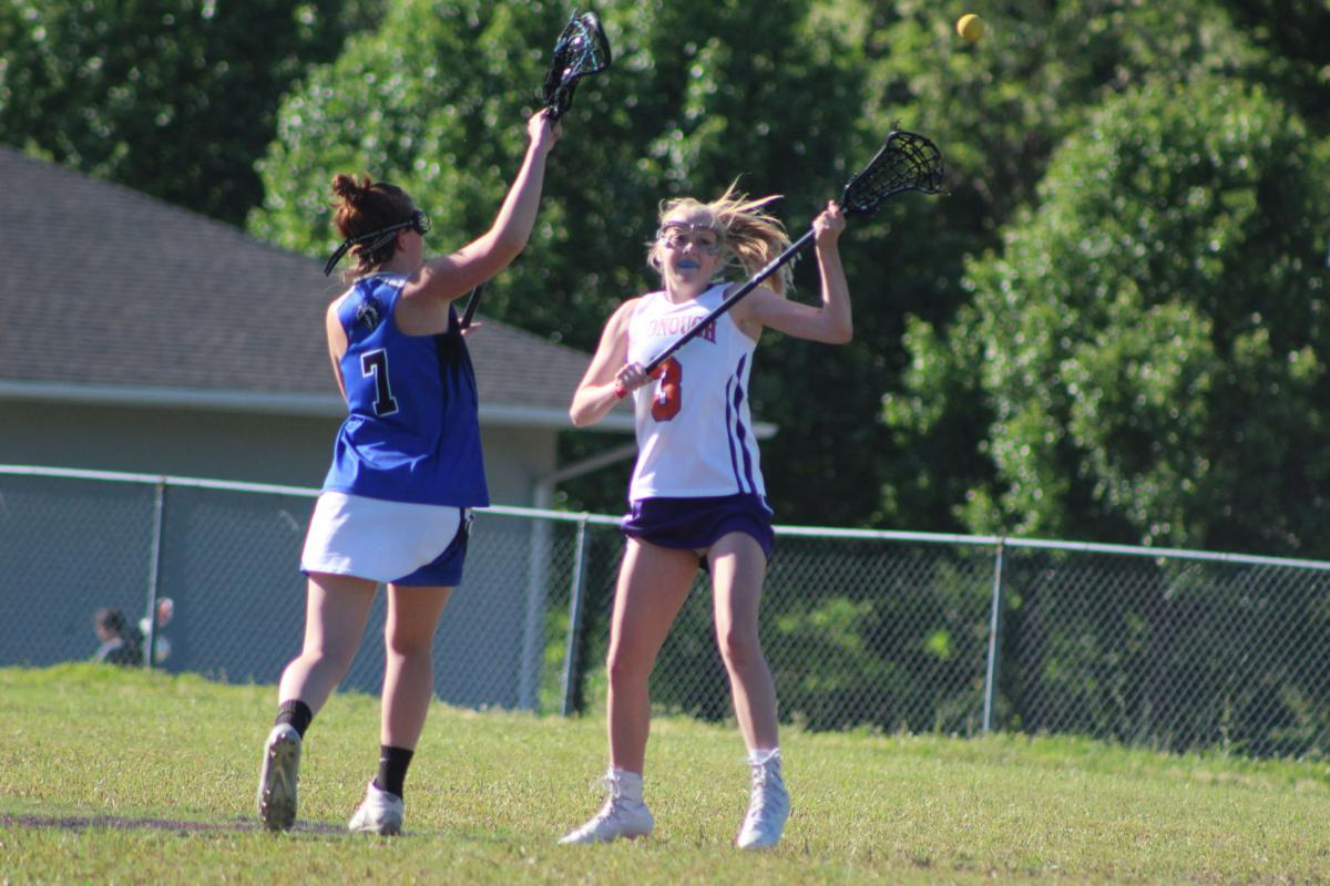 Akers Leads Mcdonough Girls Lacrosse Past Lackey On 18th