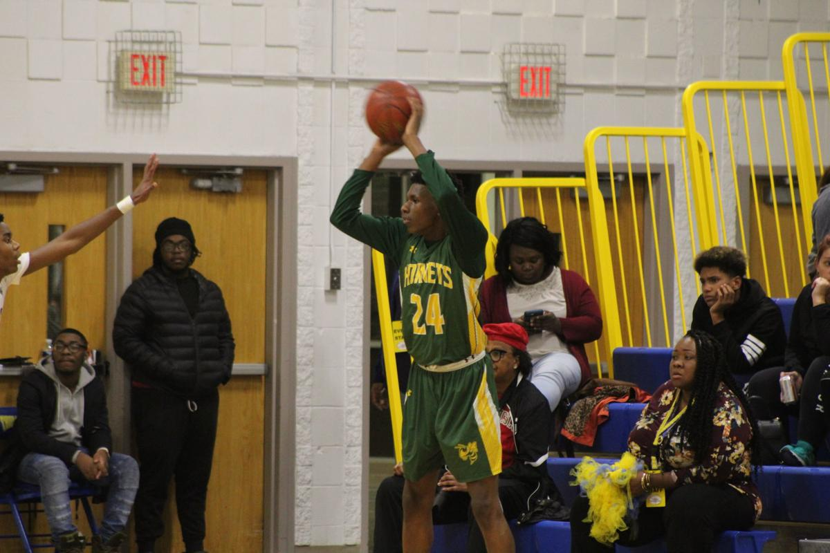 Jarale Barnes (Great Mills boys basketball)