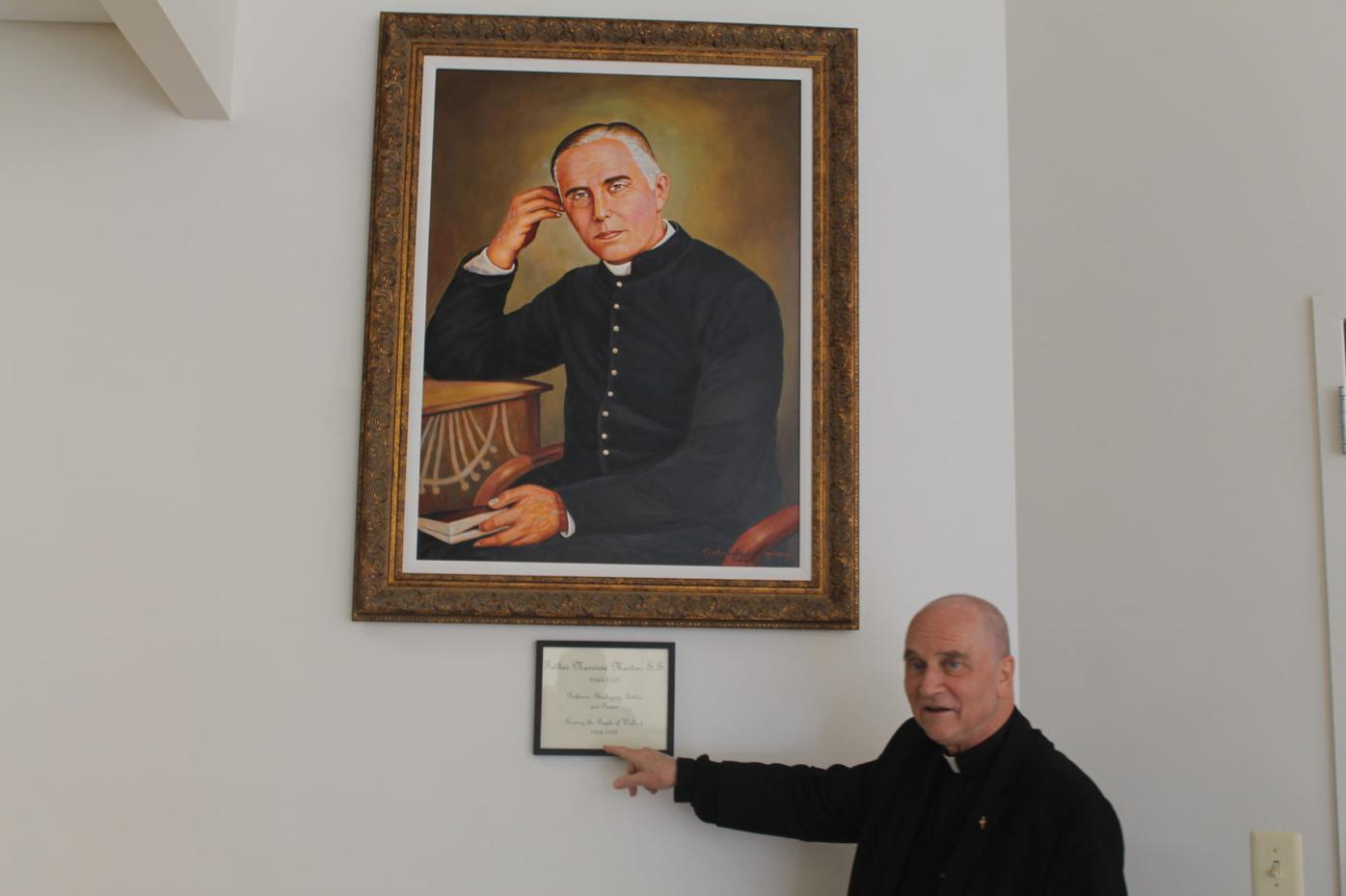 Keeping alive the legacy of Father Martin