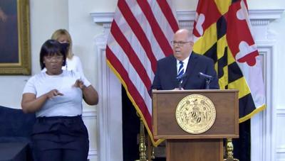 Hogan eases retail capacity limits, reopens more businesses