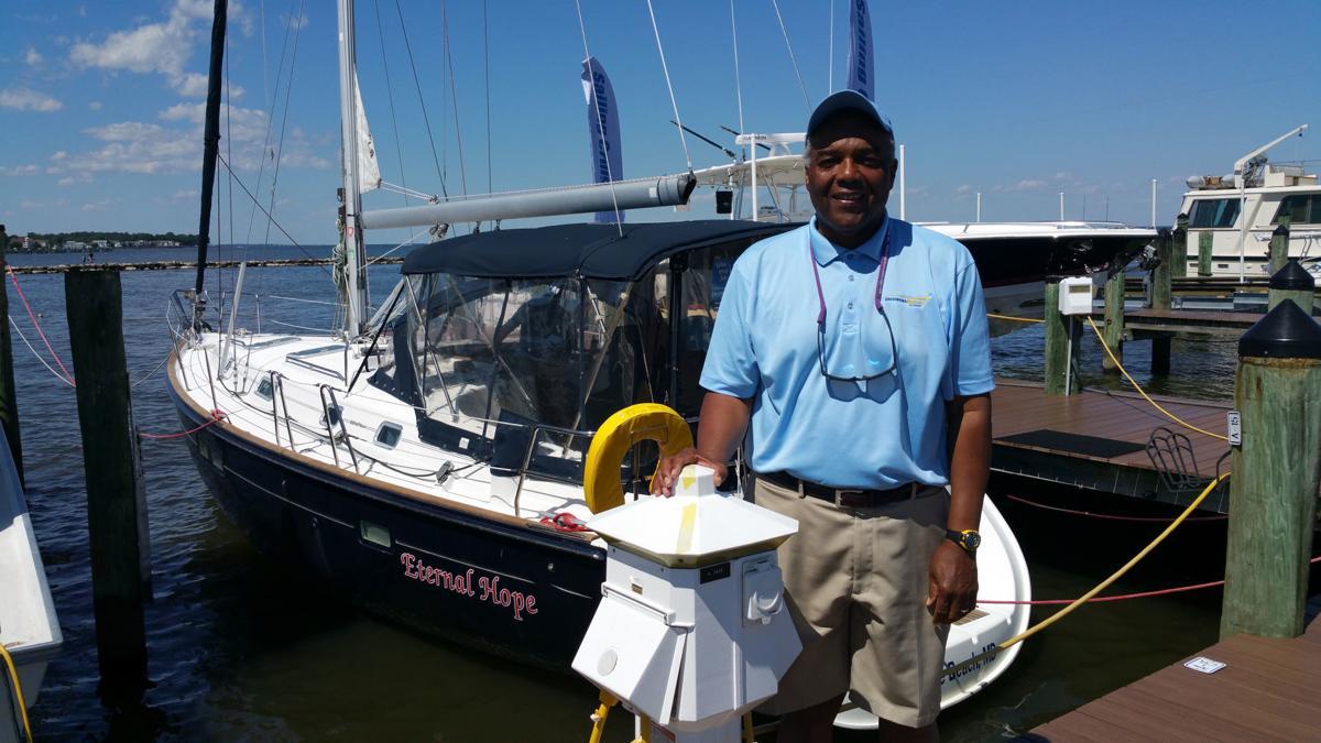 Chesapeake Windsail Cruises brings new cruise service to Chesapeake Beach