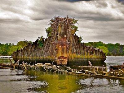 NOAA issues final approval of Mallows Bay sanctuary