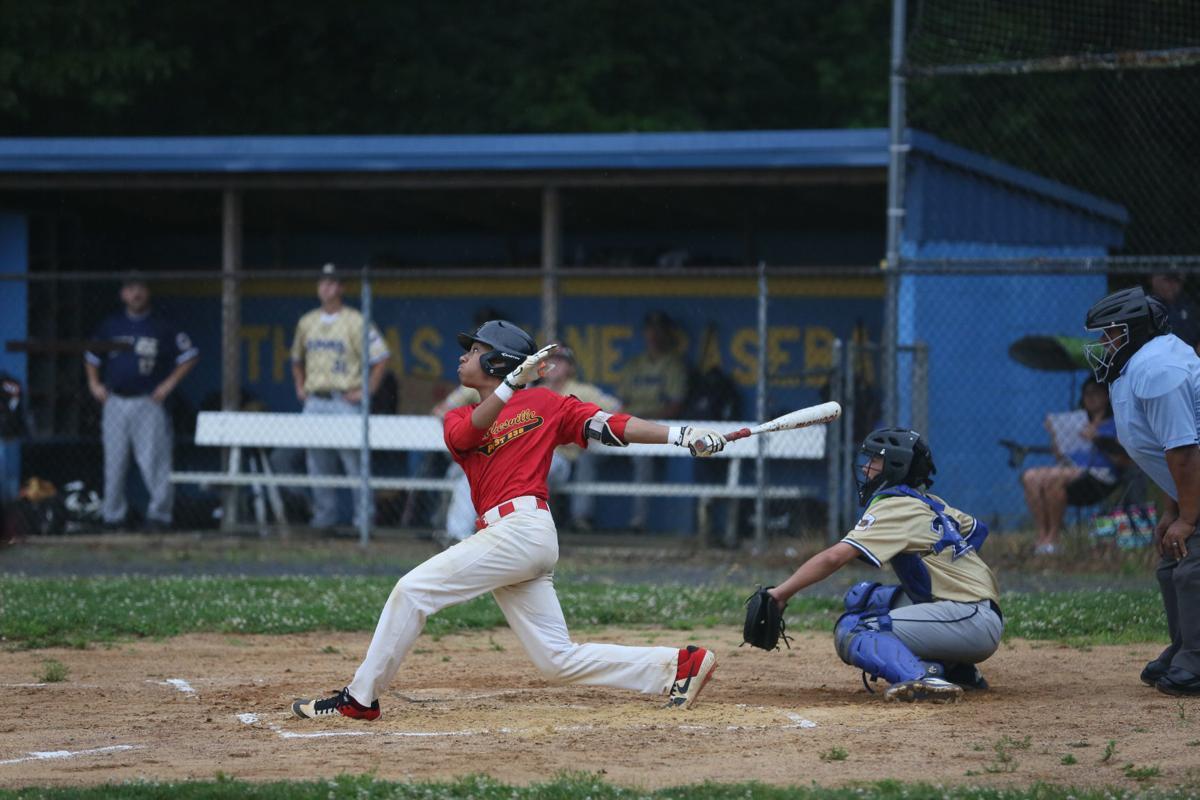 Aaron Hampton (Hughesville Legion baseball)