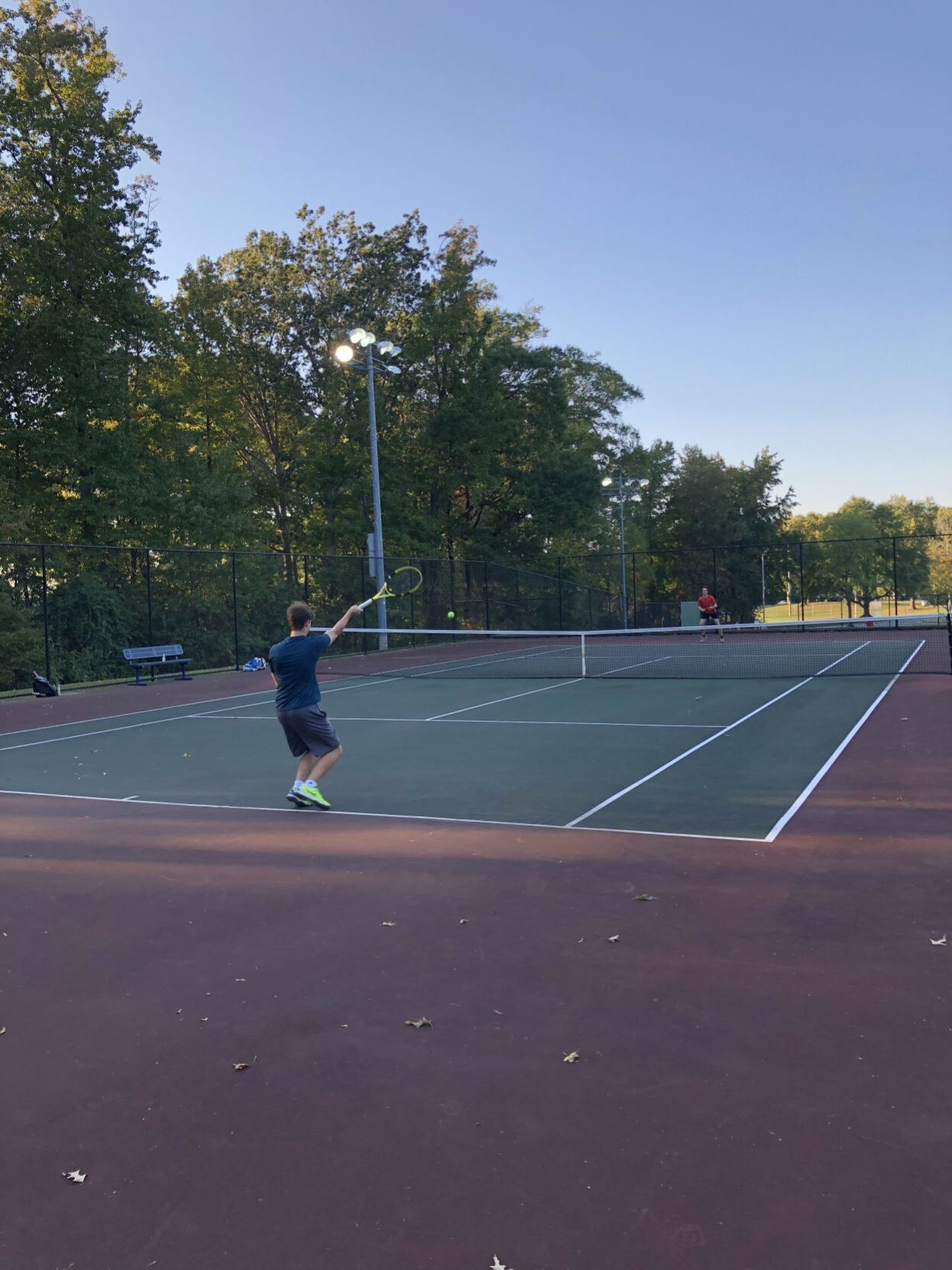 Southern Maryland Tennis League