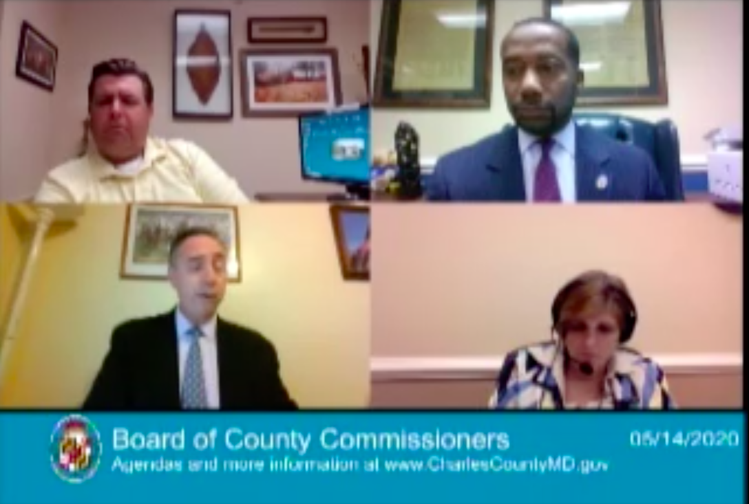 Thursday's commissioners meeting