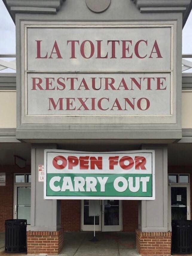 La Tolteca in La Plata