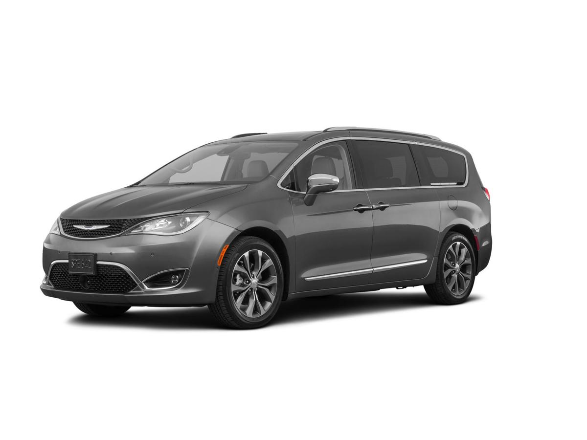 Chrysler Pacifica is innovative, powerful, greener than ever