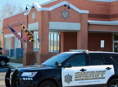 The St. Mary's sheriff's office is headquartered at the county's governmental campus in Leonardtown