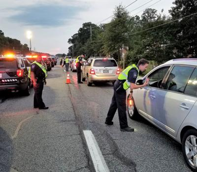 Sobriety checkpoint scheduled for this weekend   Crime and