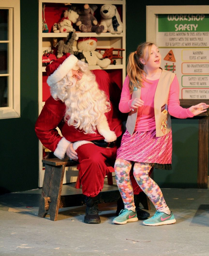Heartwarming holiday comedy comes to Three Notch stage