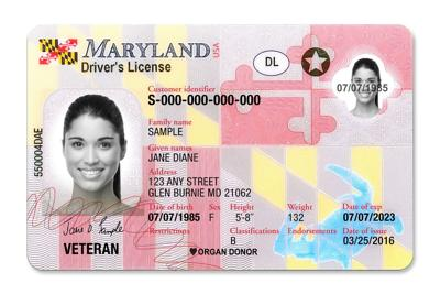 Real ID compliance