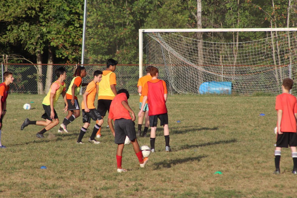 McDonough boys soccer