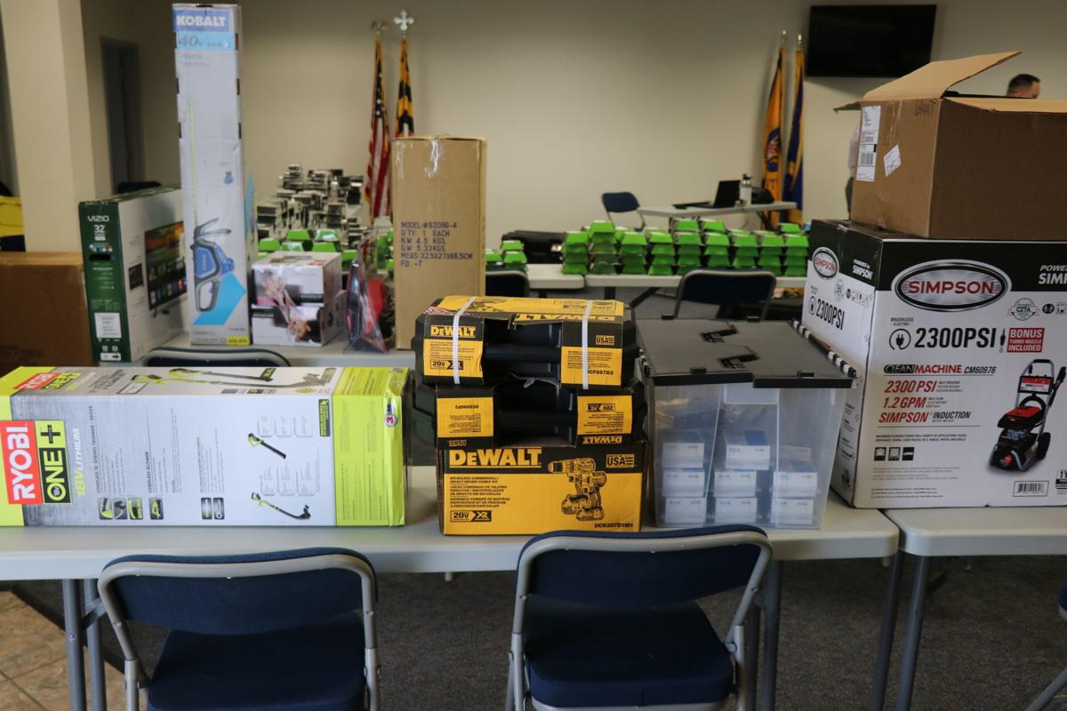 Police announce massive theft ring arrest