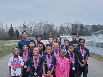 Charles County Elite Track & Field