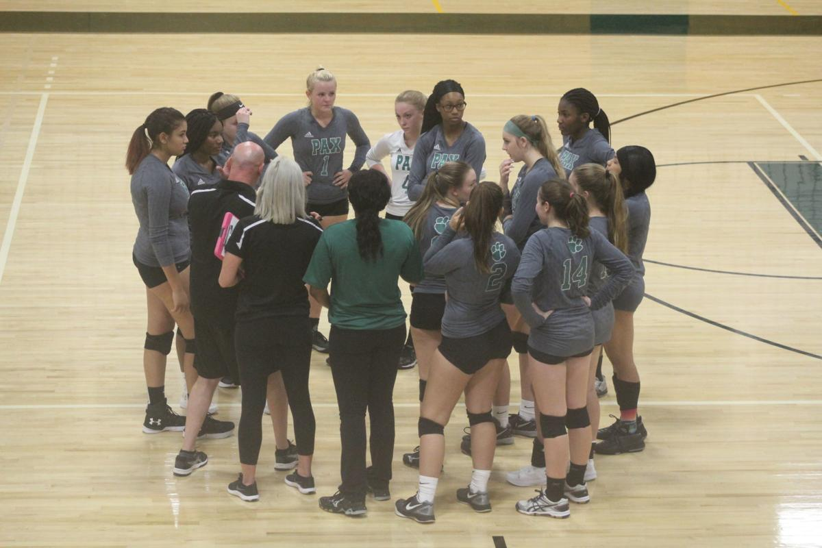 Patuxent volleyball