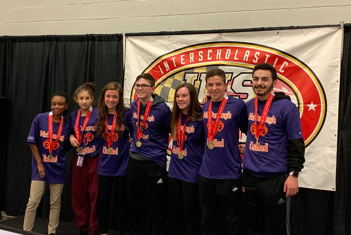 Four Charles County United Bocce teams place at state invitational
