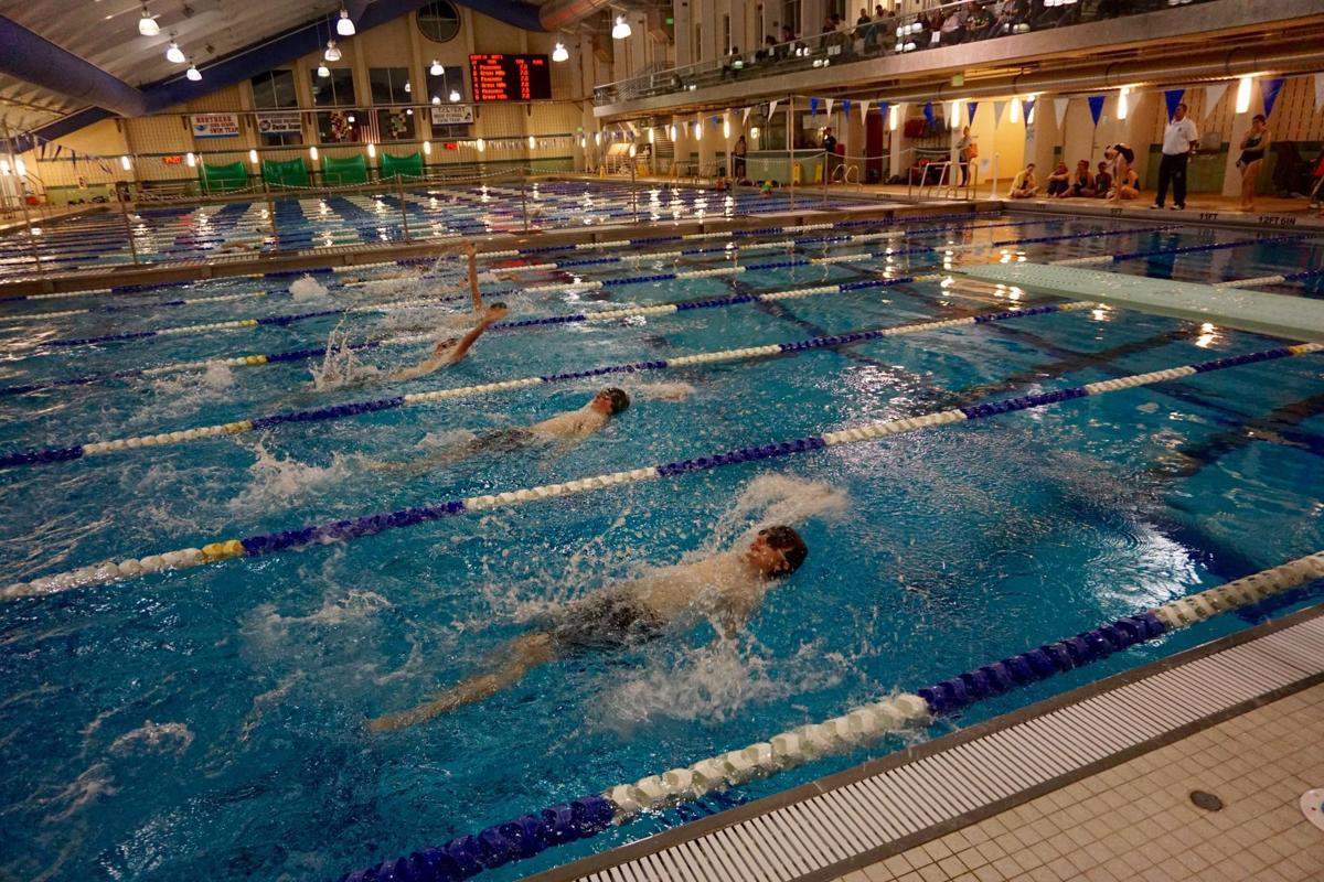 Great Mills Swimming Wins Every Event In The Pool Versus Patuxent News