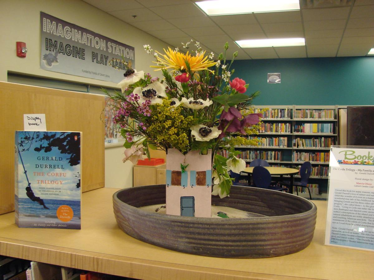 Books in Bloom returns to Calvert Library | Features | somdnews.com
