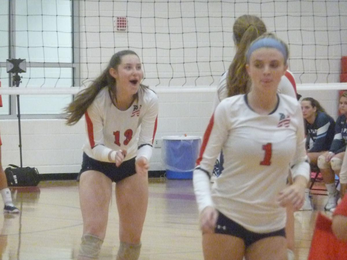 Shannon Salo (Northern volleyball)