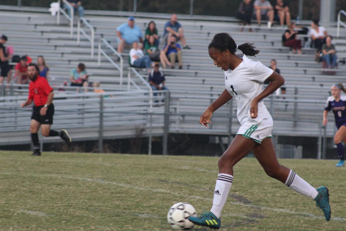 Taisiya Reid (Patuxent girls soccer)