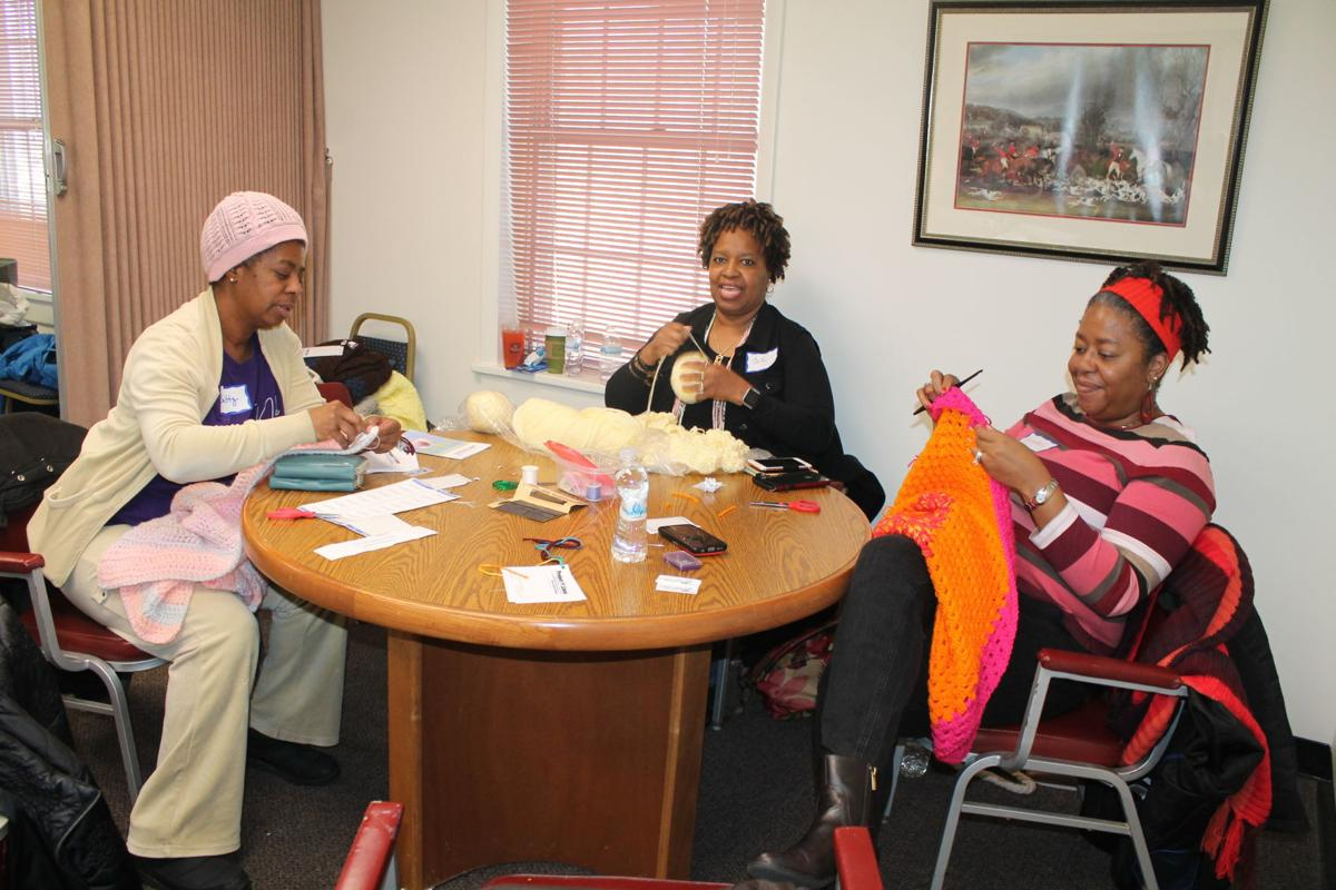 'Blanketeers' donate over 500 blankets