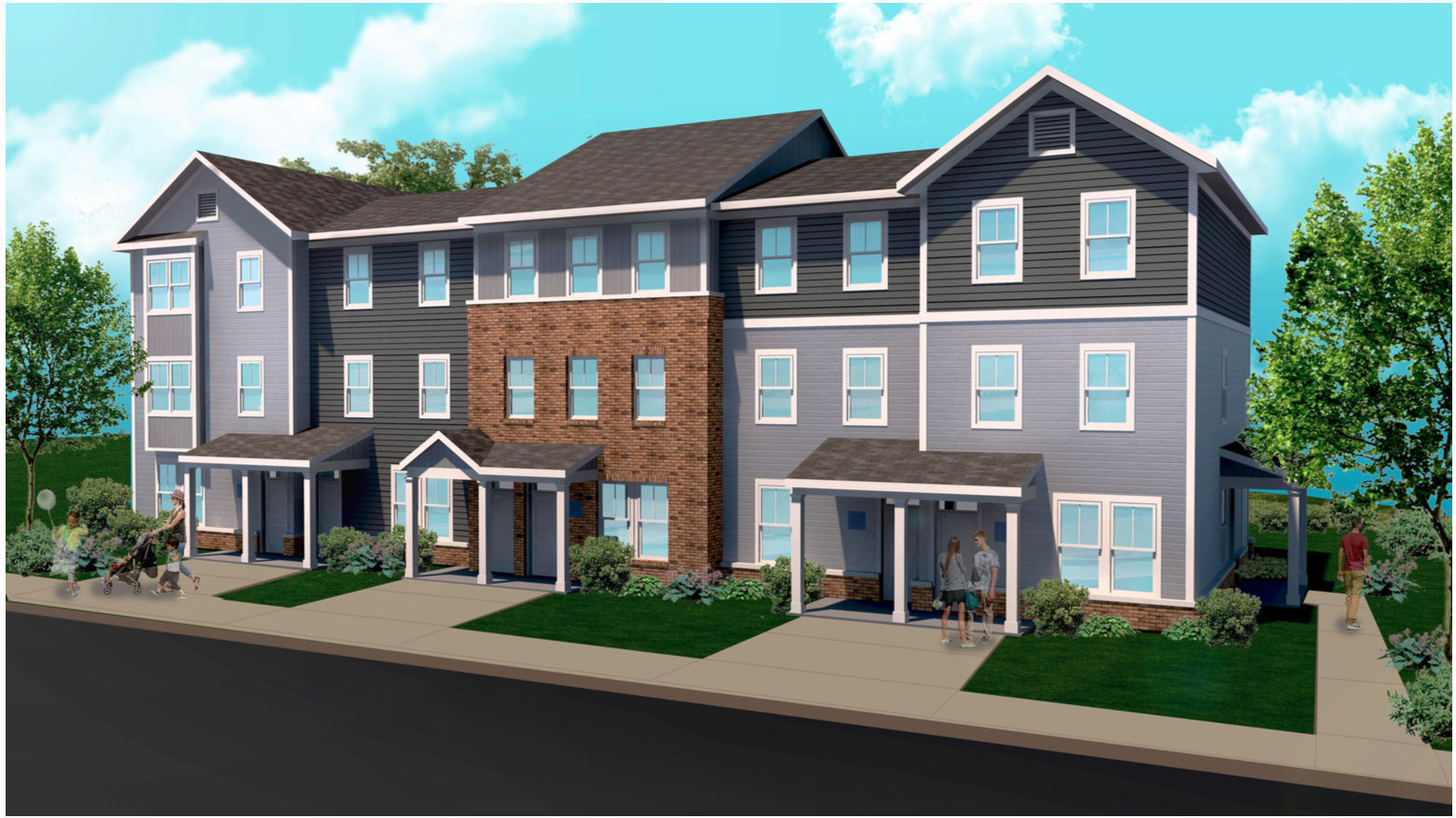 Affordable Apartments Project In Lexington Park Approved