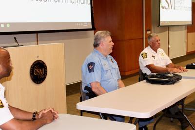 Sheriffs' summit