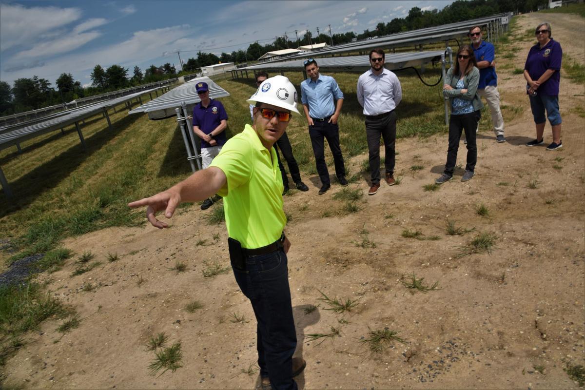 Simba Solar Energy Farm is now online