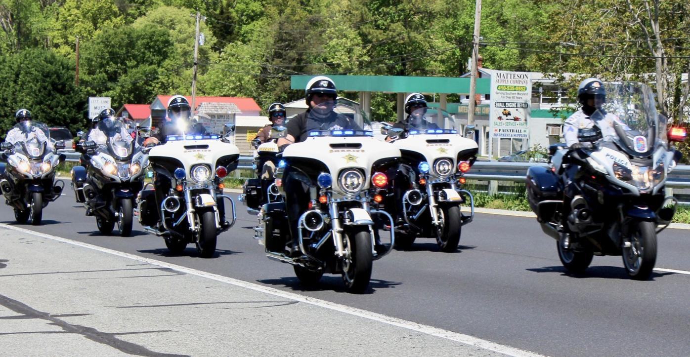 Procession for Paxton