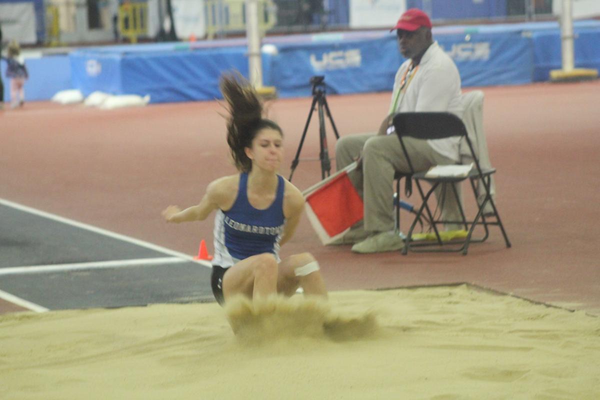 Ella Muja (Leonardtown indoor track and field)