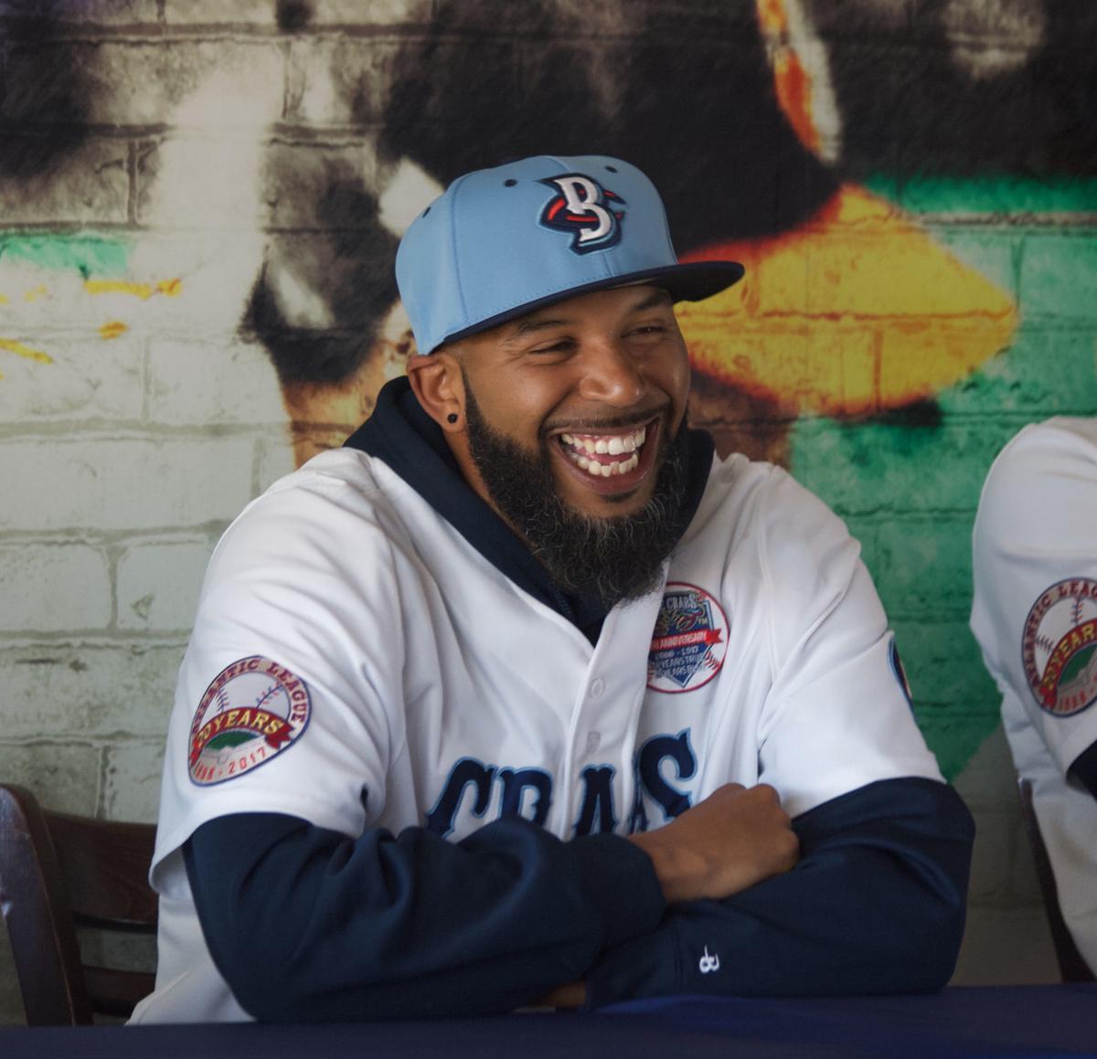 Blue Crabs warm up fans for 2018 baseball season