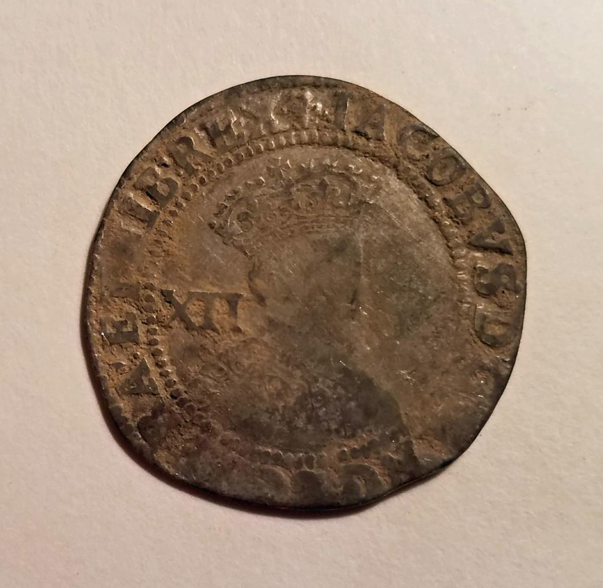 James I Shilling 1604