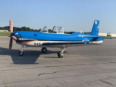 T-34Cs return to squadrons ahead of schedule, under budget