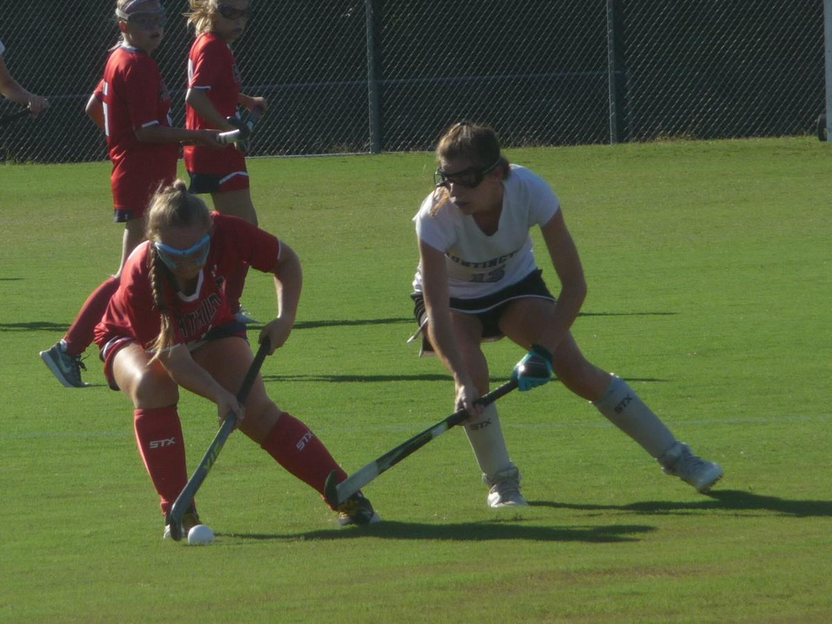 Leigha Dick (Northern field hockey), Kenley Zeruto (Huntingtown)