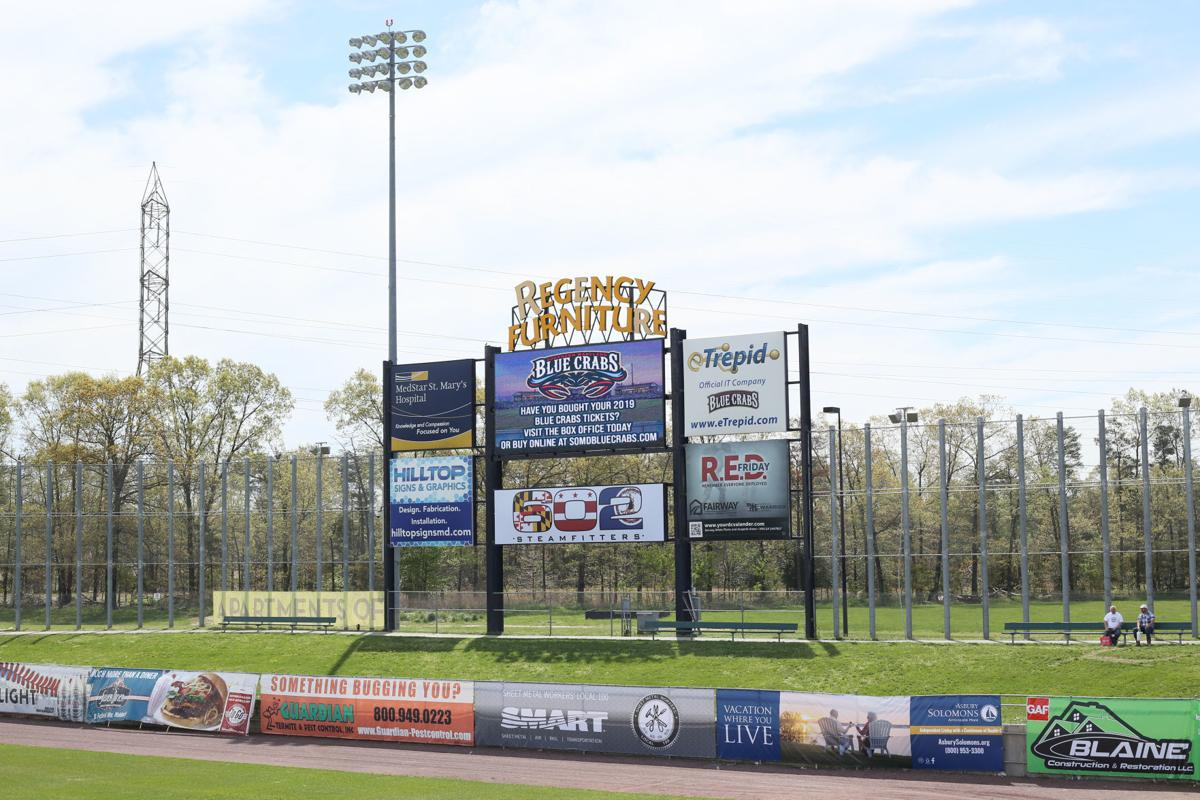 Regency Furniture Stadium features new things for 2019 Blue