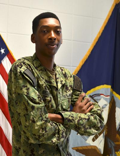 Fort Washington native trains to be future Navy machinist's mate
