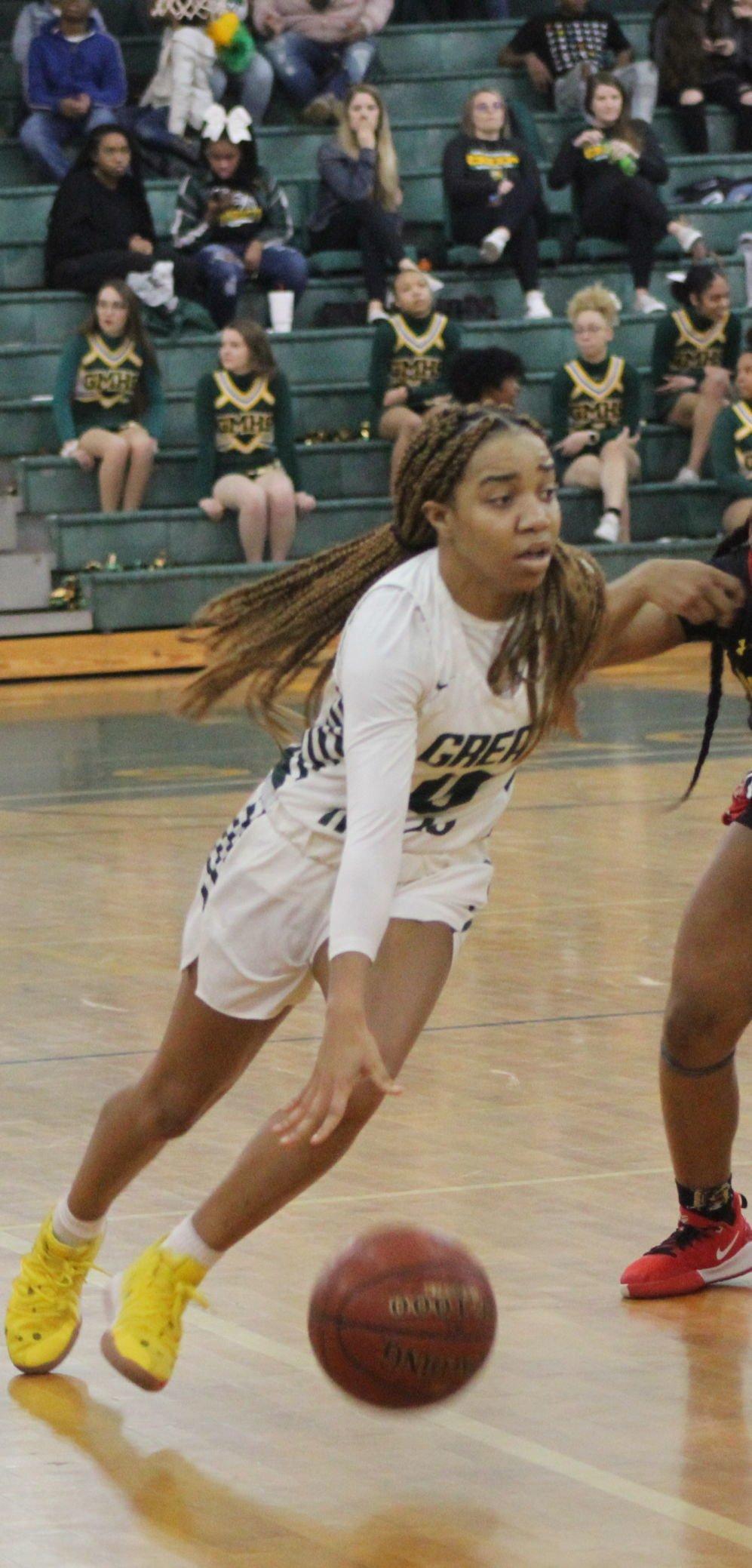 Kyla Daniels (Great Mills girls basketball)