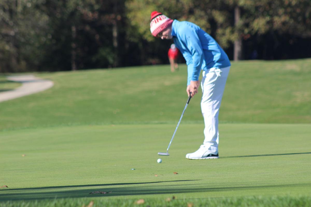 Eddie Coffren (Northern golf)
