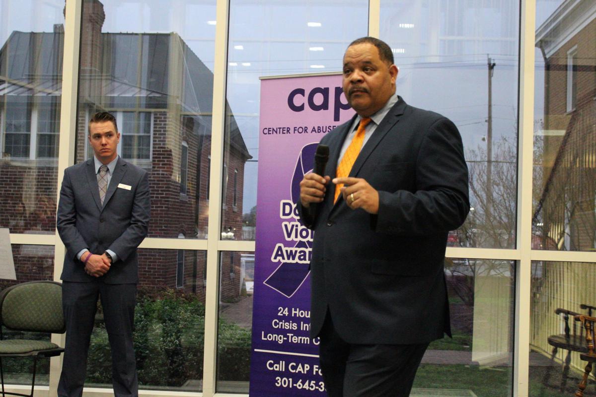Charles County State's Attorney Tony Covington