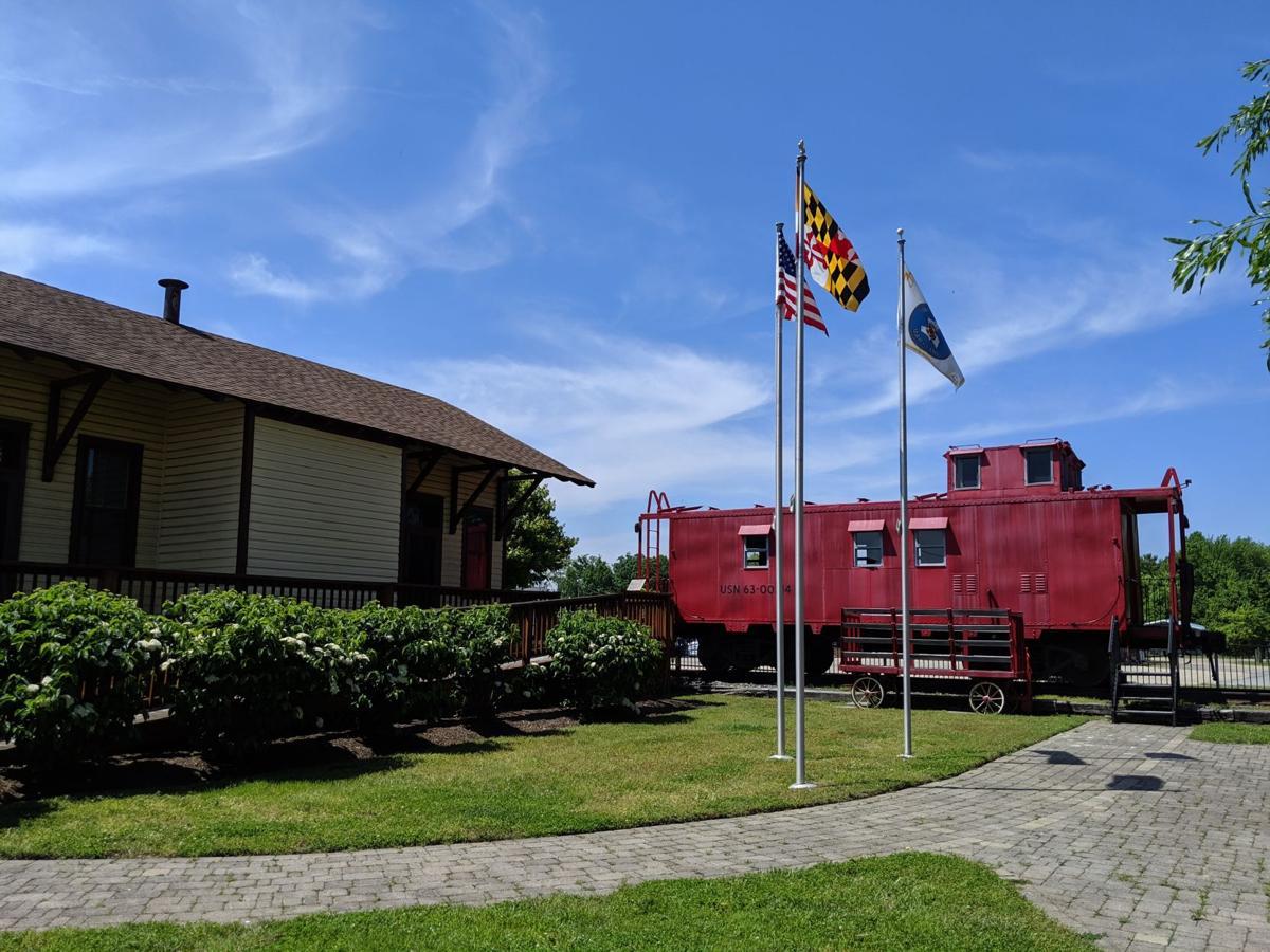 La Plata Train Station Museum