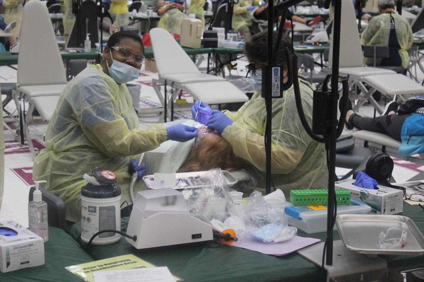 Mission of Mercy assists nearly 1,200 dental patients