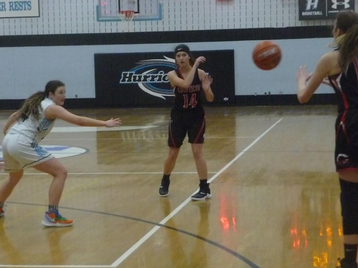 Katelynn Perrotta (Chopticon girls basketball)