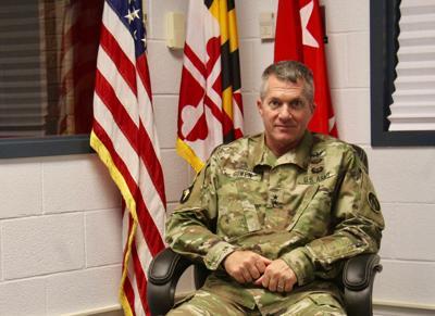 Maj. Gen. Timothy Gowen