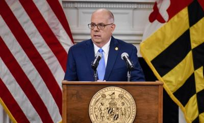 Maryland Gov. Hogan