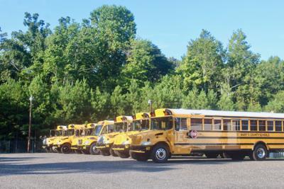 Loveville buses
