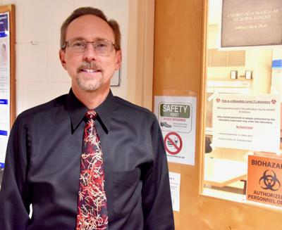 Biology professor helps update biosafety guidelines