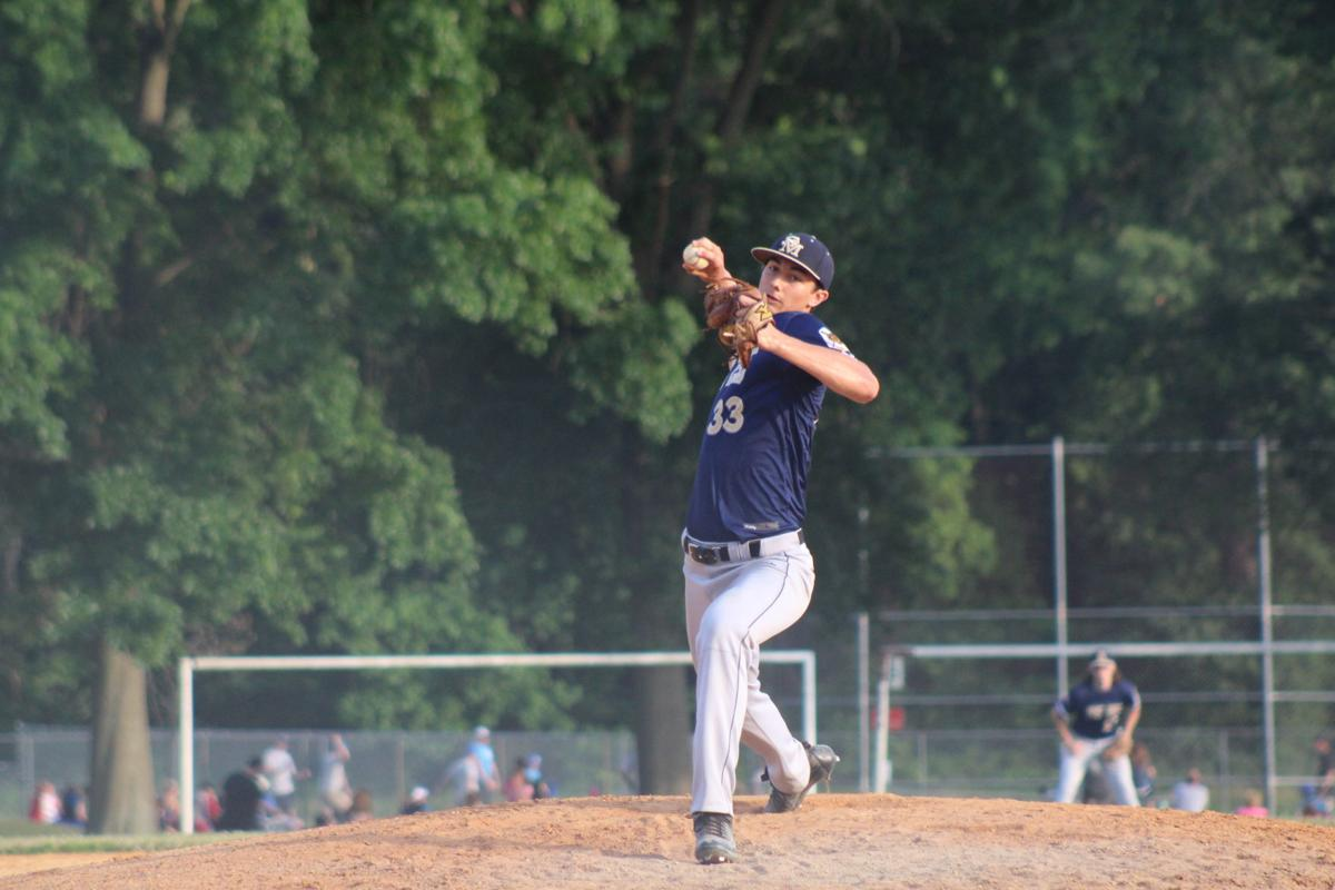 Drew Weller (St. Mary's Legion baseball)