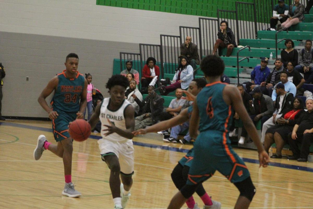 Jabari Davis (St. Charles boys basketball)